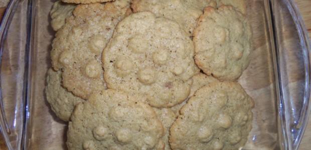 Peanut butter Cookies คุ๊กกี้เนยถั่ว